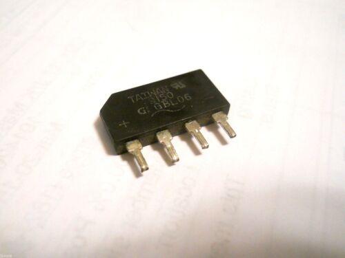 N66 QTY 10 ea Bridge Rectifier GBL06 600 Volt 4 Amp PREP LEADS