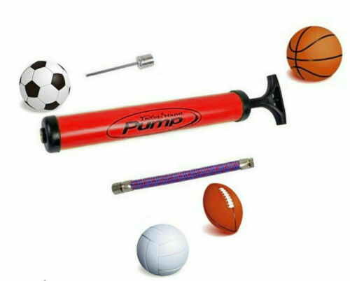Pompe Football Vélo Football Rugby gonflage Flexi Adaptateur Aiguille MVP Taille