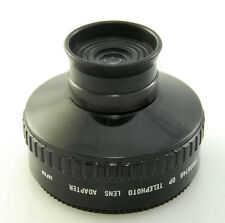 Jessops Telephoto Lens Adapter, Olympus OM fit, Monocular, spotting scope