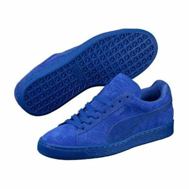 Basket Puma Suede Classic Baskets 36058403 36 37 38 4,5 7 Chaussures Daim Shoes