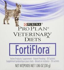 Purina FortiFlora 1g Probiotic Supplement for Cats - Pack of 30