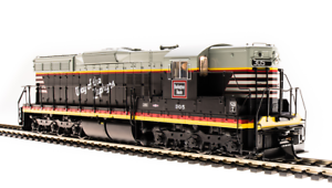 BROADWAY-LIMITED-5785-HO-SCALE-SD7-CB-amp-Q-305-Zephyrs-Paragon3-Sound-DC-DCC