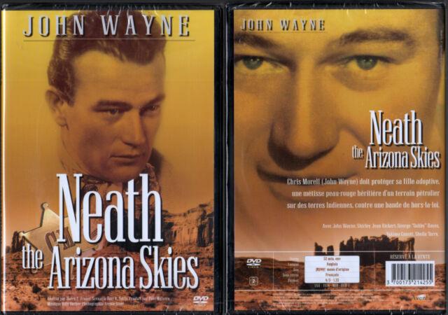 DVD - SOUS LE SOLEIL D'ARIZONA - John Wayne, Sheila Terry, Jean Rickert - NEUF