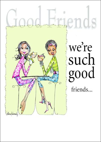 Girlfrend Therapy African American Woman Card Vanity Cases by Collene Kennedy