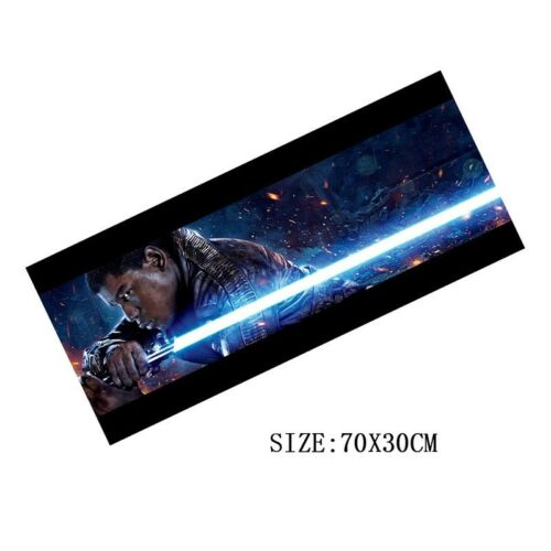 Star Wars The Force Awakens 70x30cmx2mm XL Locked Edge Speed Gaming Mouse Mat