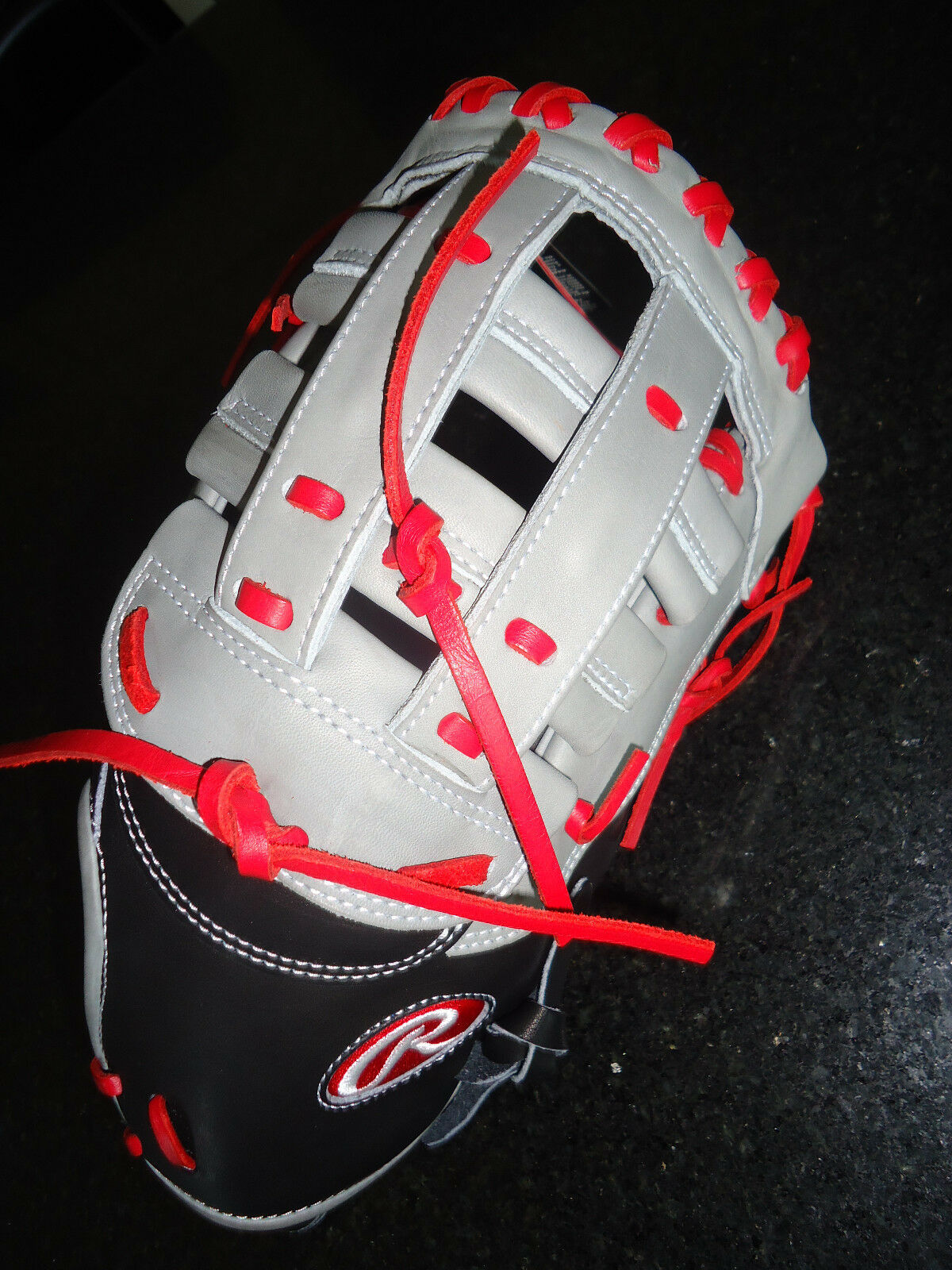 RAWLINGS HEART OF THE HIDE (HOH) PROFM20BGS FIRST BASE (1B) MITT 12.25