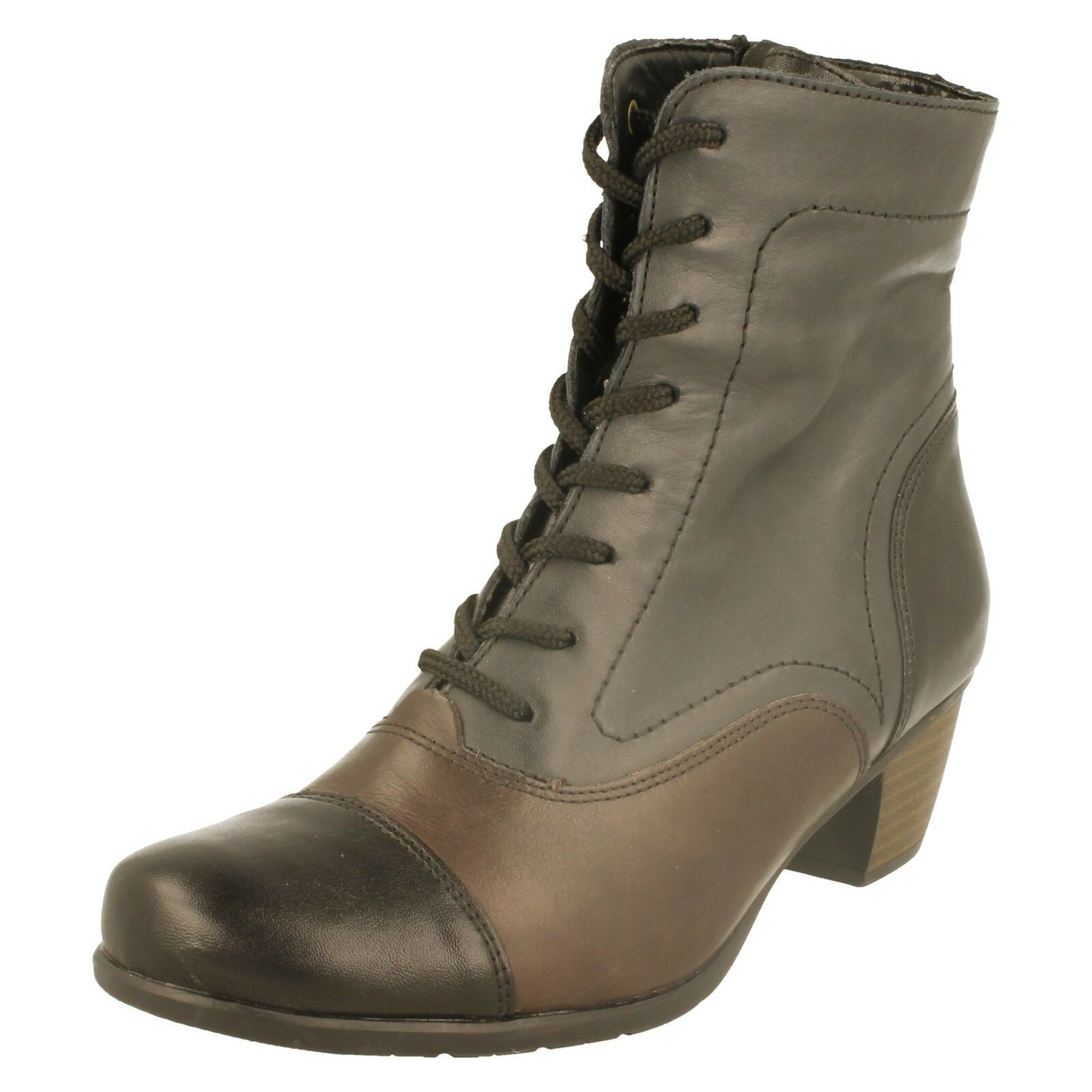 Ladies Remonte Ankle Boots - R9172