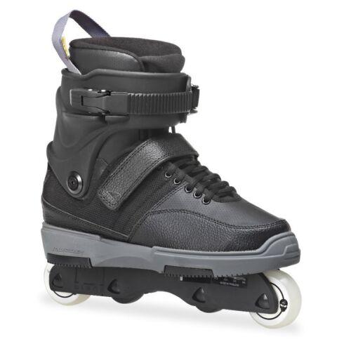 aggressive inline skates Rollerblade NJ5 complete setup