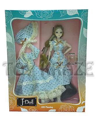 JUN PLANNING J-DOLL OLD CHURCH ST X-130 FASHION PULLIP COLLECTION GROOVE INC NEW