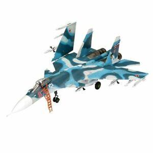Revell-Modellbausatz-Sukhoi-Su-33-Flanker-D-Flugzeug-Modell-1-72-ab-14-Jahre