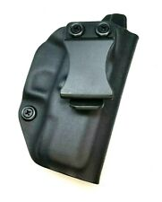 IWB KYDEX HOLSTER FOR TAURUS G2 9MM canted RH right hand G2C custom black clip