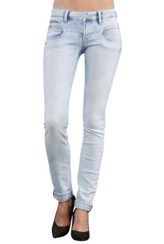 Porter Alexa Slim Super Stretch Denim freshy Damen Jeans XS-XL  99,95 Freeman T