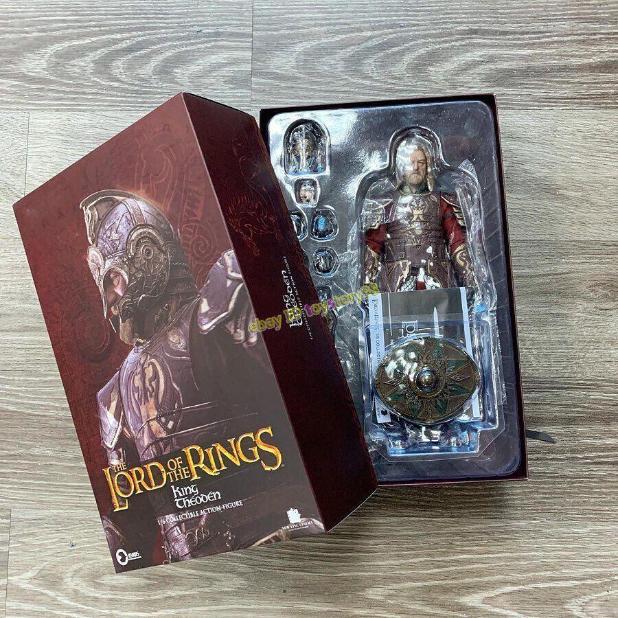 Asmus giocattoli Il  Signore degli Anelli Rohan RE Théoden 1 6 azione cifra in magazzino  vendita scontata