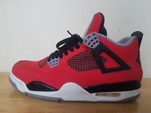 Scarpe Jordan 7 Uk da basket Retro Air 4 da uomo Bravo Toro AR5L3j4