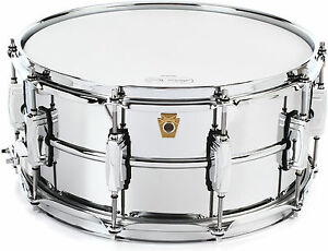 Ludwig-6-5-034-x-14-034-LM402-Snare-Supra-Phonic