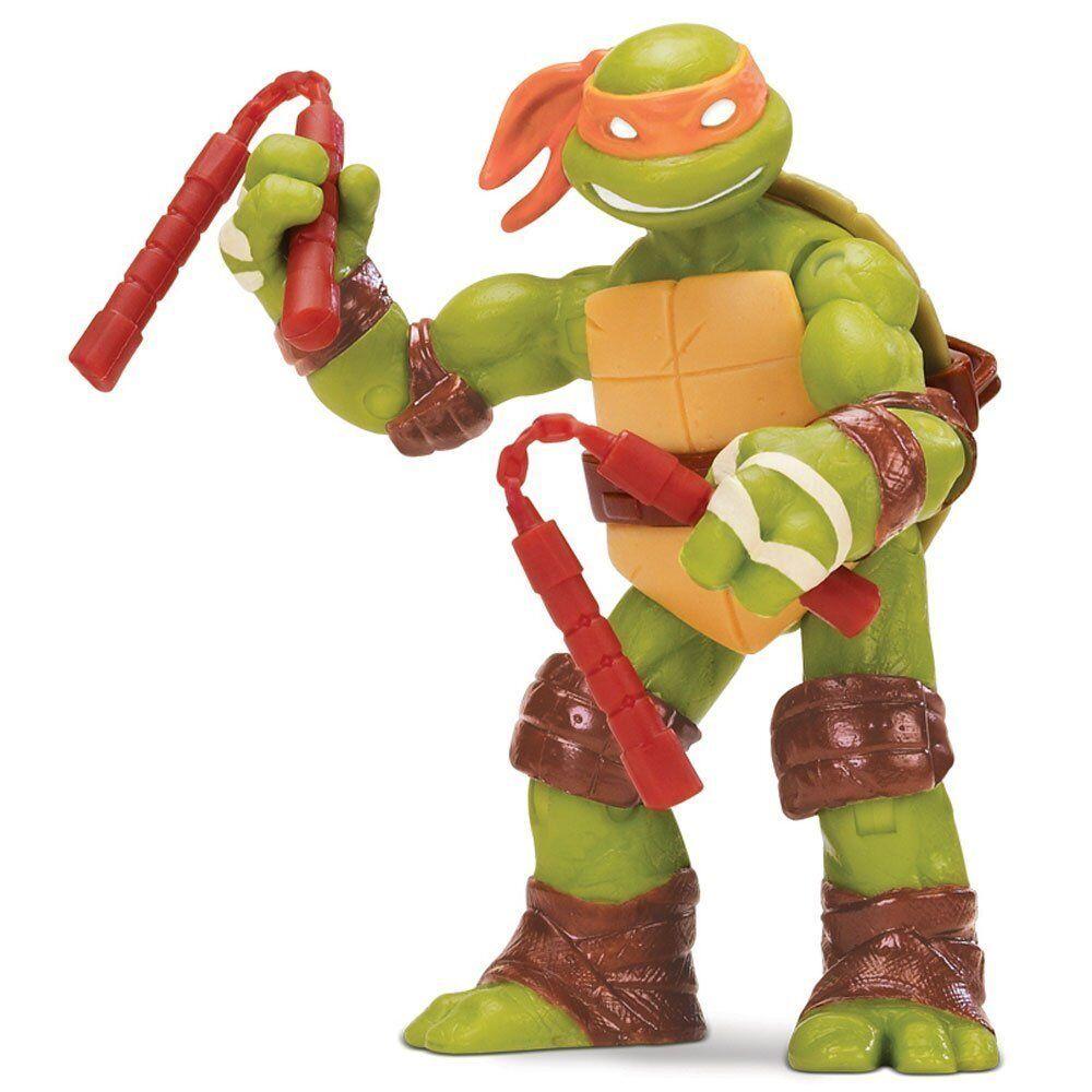 MICHELANGELO Action Figure Teenage Mutant Ninja Turtles Playmates TMNT 90503