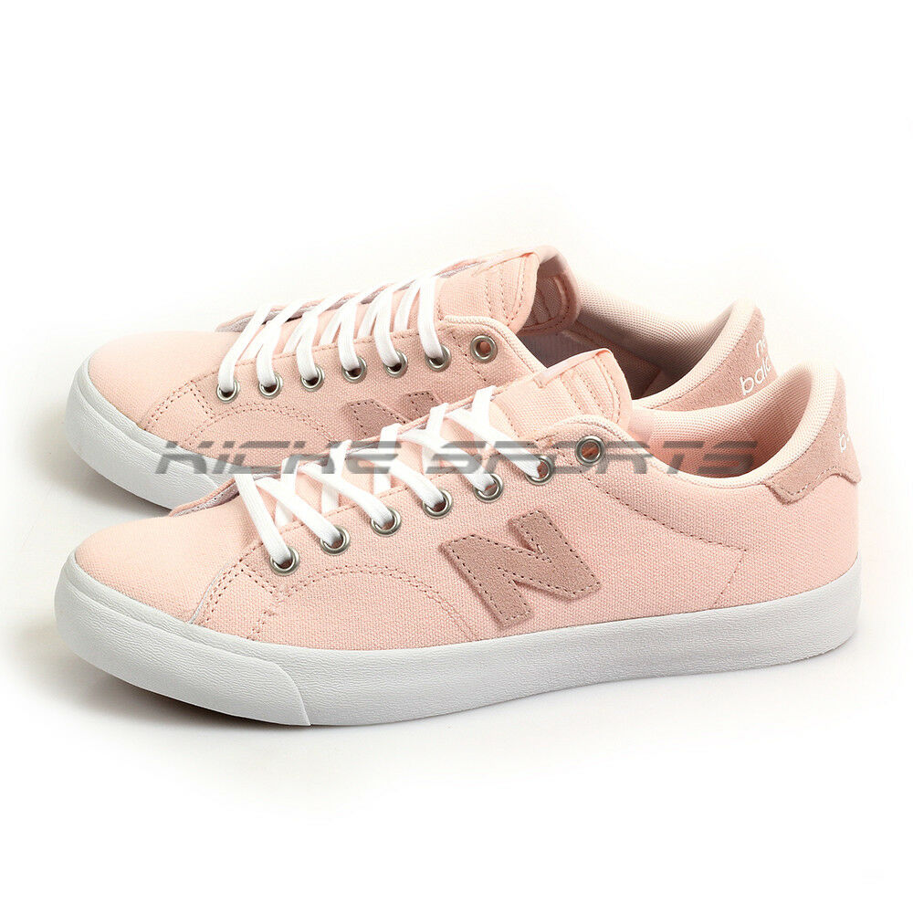New Balance AM210TAP D Pink & White Canvas Lightweight Lifestyle Shoes NB