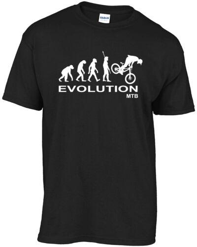 Mountain bikes Downhill mtb /' Evolution MTB /'t-shirt