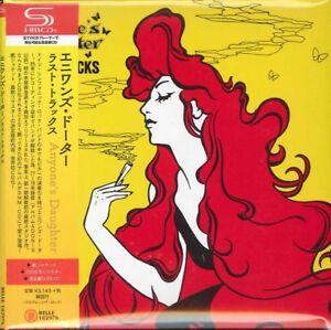 ANYONE-039-S-DAUGHTER-LAST-TRACKS-JAPAN-MINI-LP-SHM-CD-H25