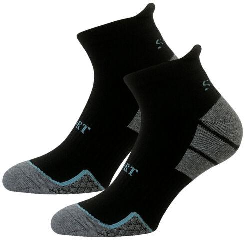 Chaussettes 4 paire chaussette sport-Training-Chaussettes Éponge Rembourrage hochferse