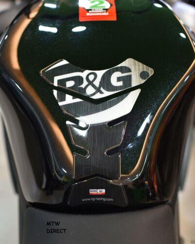 R/&G RACING TRANSPARENT BSB Series TANK PAD Kawasaki ZX10-R