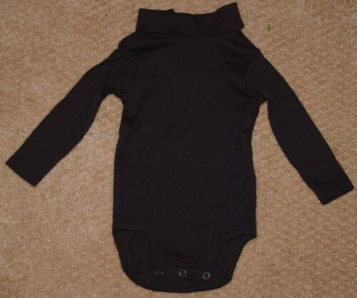 2 pc set Carter/'s Infant L//S Body suit Red /& Black 100 /% Cotton Size 12 Month