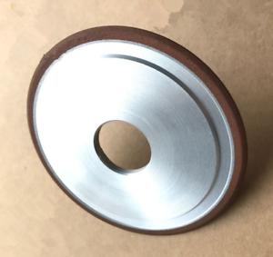 100mm 4  Straight 20mm Hole Arc Diamond Grinding Wheel Select Radius Grit[M_M_S]
