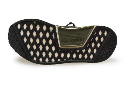 r1 Negro para deporte Zapatillas Bb1357 hombre Nmd Adidas de Zapatillas Blanco Verde xqREY16nnw