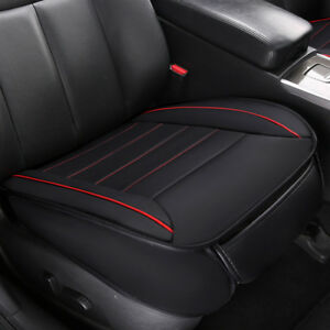 Universal-Car-Seat-Cover-Breathable-PU-Leather-Pad-Mat-Chair-Cushion-Protector