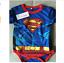 TUTINA BODY BIMBO  NEONATO BABY SUPERMAN SPIDERMAN