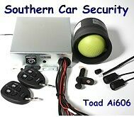 TOAD Ai606 THATCHAM CAT 1 CAR ALARM INSURANCE APPROVED *BOXED NEW & CERTIFICATE*