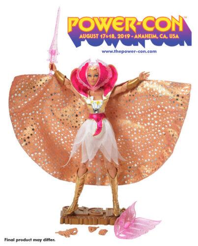 2019 Princess of Power Starburst She-Ra Power-détenu exclusive en main et menthe
