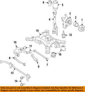 image is loading mercedes-oem-06-12-r350-rear-wheel-bearing-