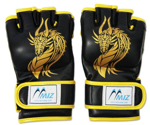 Sparring Gloves Boxing Martial Arts MMA Punching Bag UFC Cage Fight Training
