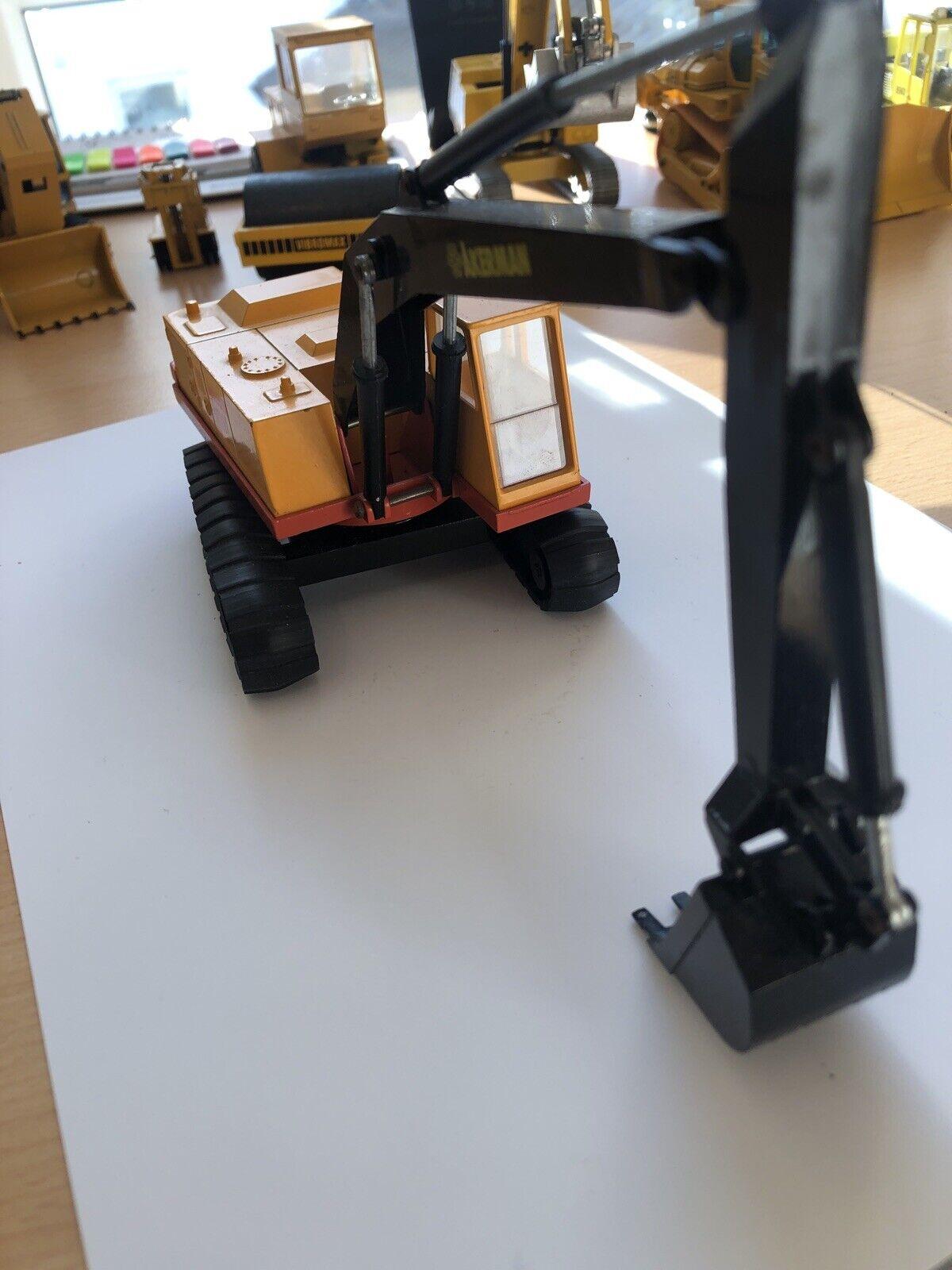 Bausatz H0 Kibri 16312 ATLAS Zweiwege Bagger