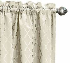 Sun Zero Dion Rod Pocket Thermal Room Darkening Curtain Panel 40x95