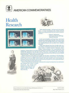 217-20c-Health-Research-2087-USPS-Commemorative-Stamp-Panel