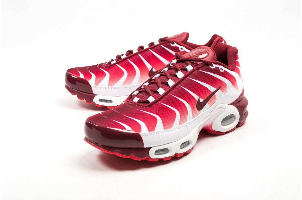Nike Air Max TN Plus After The Bite Bite Bite AQ0237-101 Uomo Running scarpe 100%AUTHENTIC d7a96f