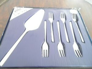 Viners Love Story, 7 piece pastry set