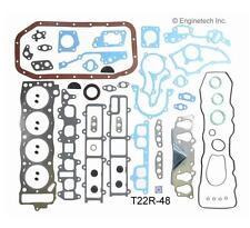 TOYOTA SOHC 22R 22RE 2.4L 1985-1995 FULL ENGINE REBUILD GASKET SET KIT KS2807