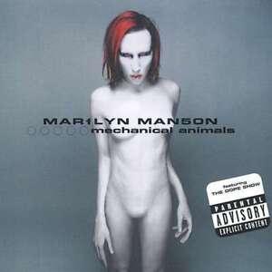 Marilyn-Manson-Mechanical-Animals-Nuovo-CD