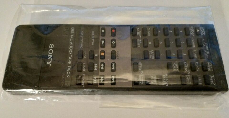 Dat-recorder, Sony, DTC-60ES