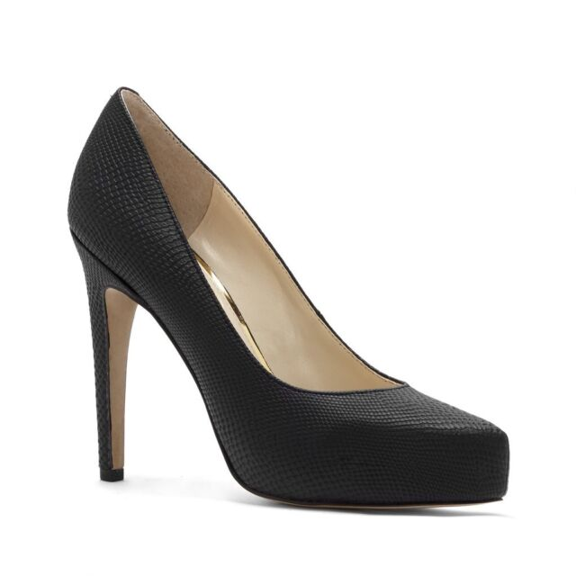 40540f911 Jessica Simpson Parisah Platform PUMPS Black 5.5m for sale online   eBay
