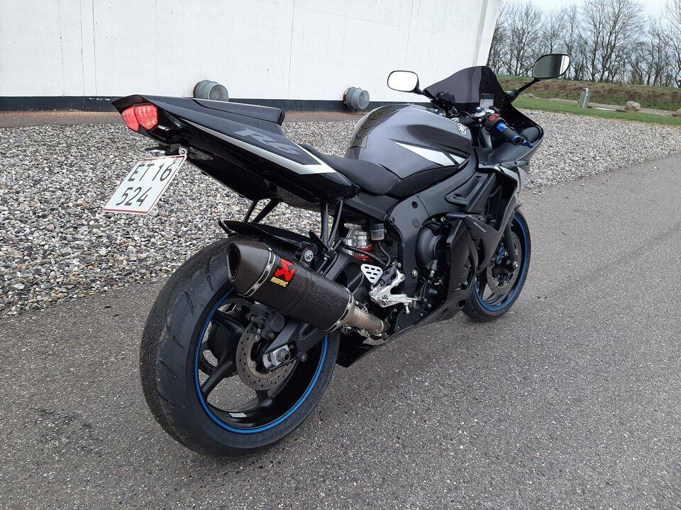 Yamaha, R6, 600 ccm