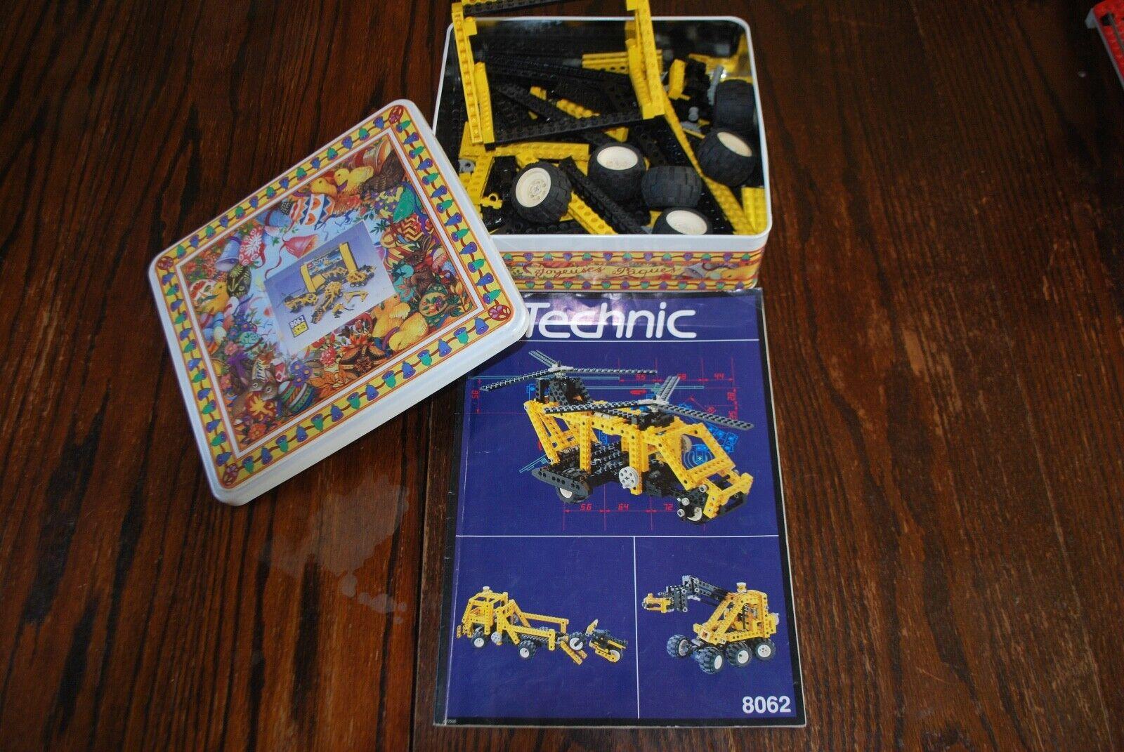 LEGO Technic 8062 complet avec manuel