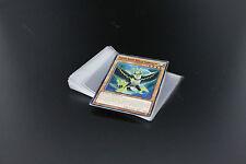 100 Buste trasparenti lucide per carte da gioco Pokemon, YU-GI-OH, Magic..