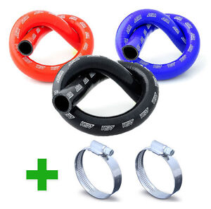 Silicone-Wire-Reinforced-Hoses-Hose-Clips-High-Burst-Pressure