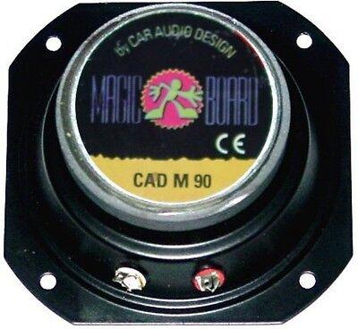 Autoelektronik, Gps & Sicherheitstechnik Intellektuell 85mm Mittelton Für Magicboard Xxl Von Car Audio Design Vertrieb Von QualitäTssicherung Bauzubehör Für Subwoofer & Lautsprecher
