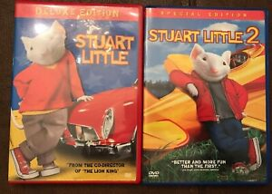 Stuart Little Stuart Little 2 Dvd S 43396089747 Ebay