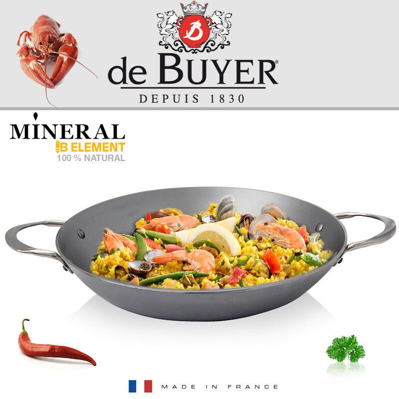 De t-Paella Buyer-Minérale B EléHommes t-Paella De Poêle 32 cm 076526